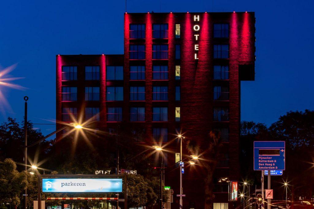 Hotel in Delft