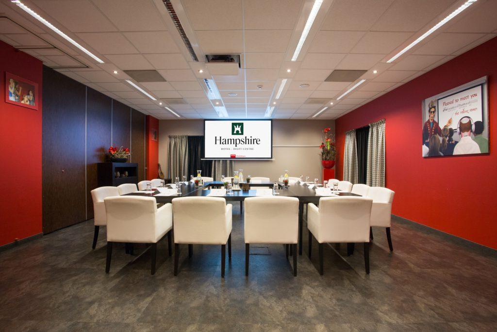 Zakelijke meeting in Delft